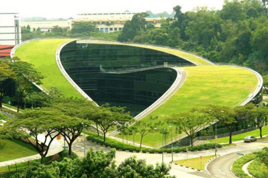 Escola de Arte - Universidade Tecnológica de Nanyang - Cingapura