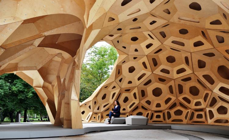 Biomimética – construção sustentável