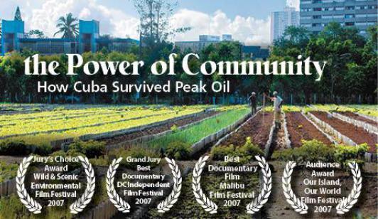 O Poder da Comunidade