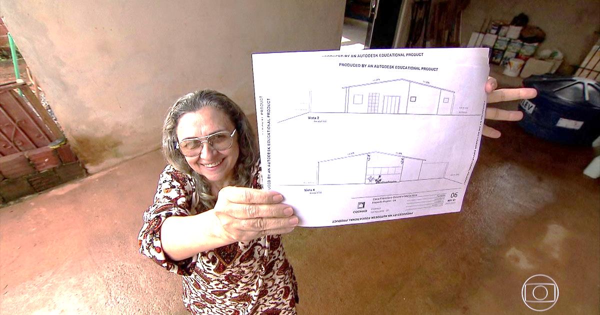 Lei Federal - famílias baixa renda direito reformar suas casas