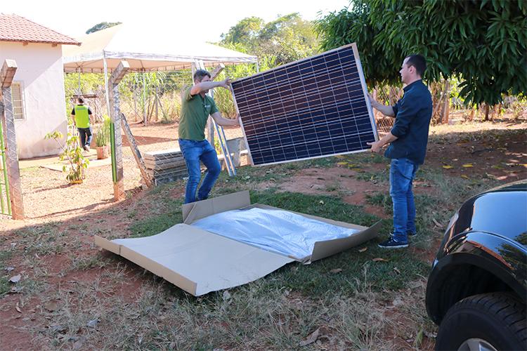 Imagem 1 - Lei benefício Solar GO