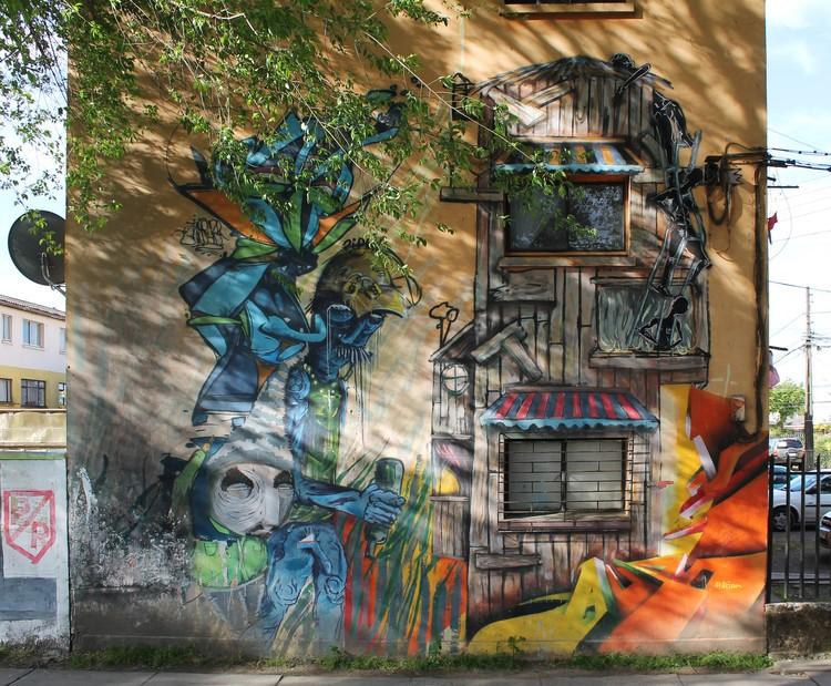 Capa Post - Grafite e Arquitetura