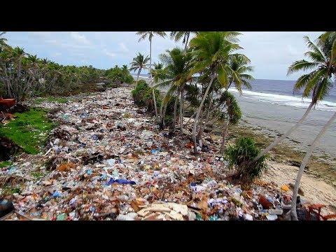 Mini Documentário ONU - plástico oceanos