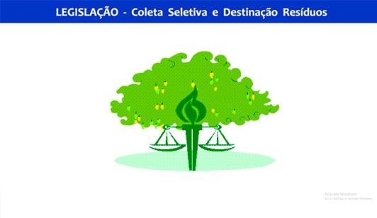Coleta Seletiva e Reciclagem – aspectos legislativos