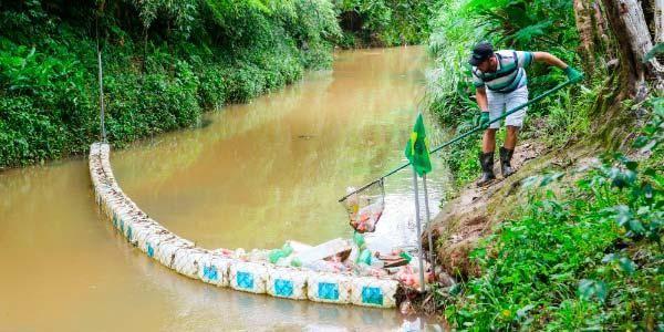 Ecobarreira - no rio
