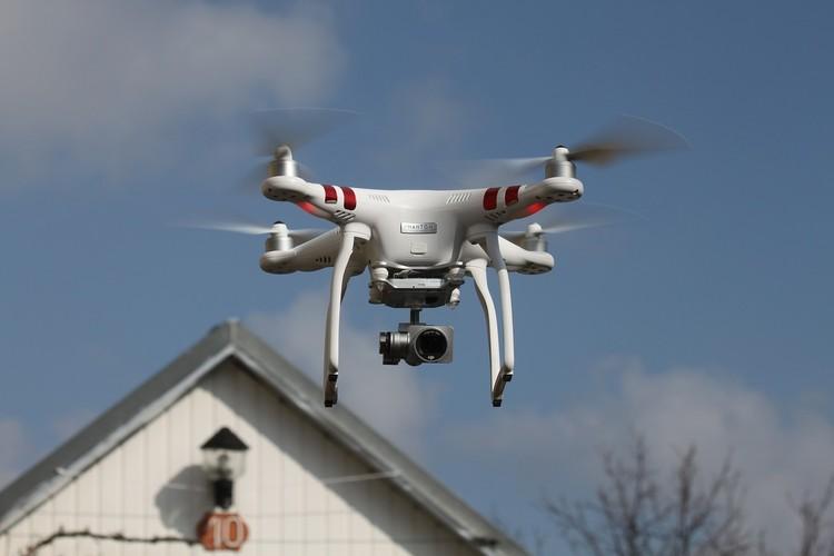 Drones - Construção Civil