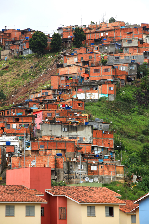 I5 - favelas no Brasil