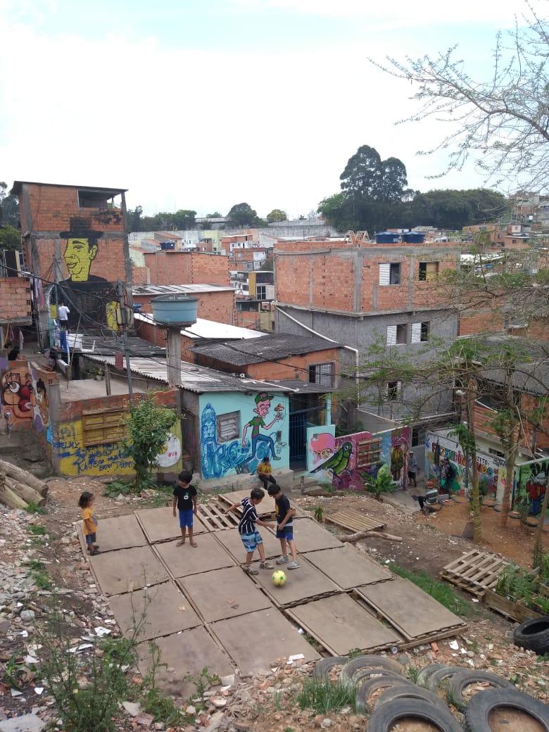I7 - favelas no Brasil